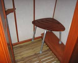 Small Teak Shower Stool Home Interiors Design Inspirations About Home Decor And Home