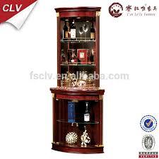 wooden shabby chic corner glass display cabinet buy glass