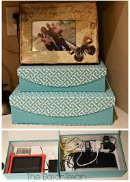 charging box 20 diy phone charging stations home diy projects