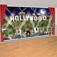 hollywood hills scene setter