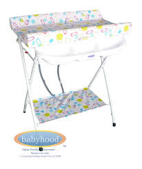 Folding Baby Change Table Home Design Bakero Folding Baby Changing Tables