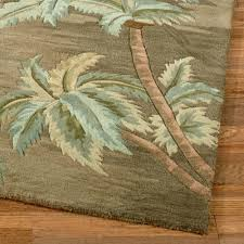 Moss Rug Palm Trees Runner Rug Moss 26 X 10 Palm Tree Throw Blanket Palm