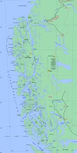 Map Chile Nelson Strait Chile Wikipedia