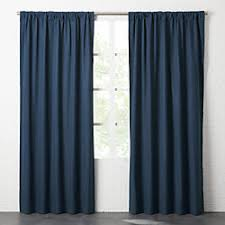 Navy And Pink Curtains Colorful Modern Curtains And Drapes Cb2