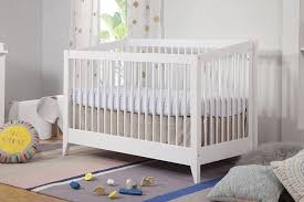 Crib Beds Babyletto Sprout 4 In 1 Convertible Crib With Toddler