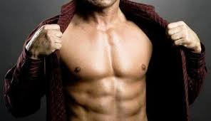 tips cara membentuk otot dada pria tanpa alat