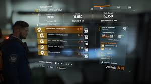 weekly reset info 3 18 3 25 thedivision