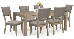 cosmo table and 6 chairs merlot american signature american shop 7 piece dining room sets american signature furniture