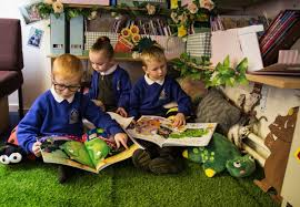 Reading Areas Social Reading Environments Research Rich Pedagogies