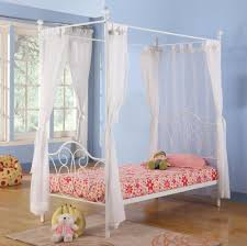 bedroom white canopy bed with multiple lights also paintings bedroom blue bedroom wall idea and twin white canopy bed and floral red sheet and