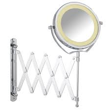 extendable magnifying bathroom mirror interesting idea extending bathroom mirrors extendable square wall