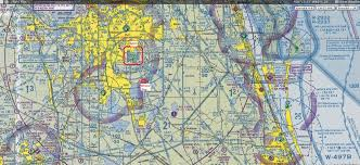 Florida Dca Map by Sectional Charts