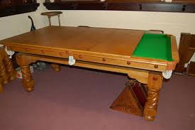 Pool Table Conference Table Astonishing Pool Tables That Convert To Dining Room 45 On Inside