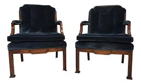 Chinese Chippendale Chair by Erwin Lambeth Chinese Chippendale Style Armchairs A Pair Chairish