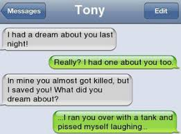 Iphone Text Memes - iphone text dreams