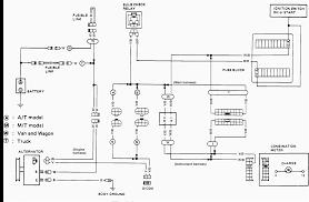 nissan patrol alternator wiring diagram efcaviation com bright
