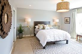 bedrooms contemporary master bedroom with white modern bed and