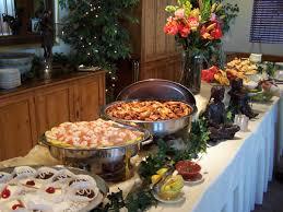 home design trendy setting buffet table ideas festive decoration