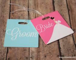 and groom luggage tags groom luggage tags bridal shower gift tags wedding