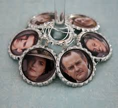 Downton Favors by Downton Wine Charms Tv Drink Charms Favors