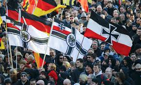 The Germany Flag Behind The New German Right By Jan Werner Müller Nyr Daily