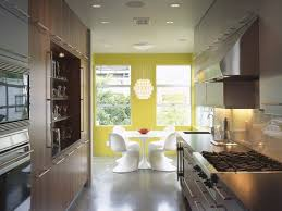 modern galley kitchen ideas galley kitchen design ideas that excel