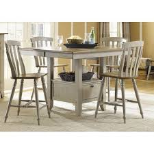 Driftwood Kitchen Table 24 Inch Kitchen Table Bellacor