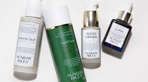 French Skin Care Products Sunday Riley Why Everyone Is So Obsessed With The Skin Care Brand