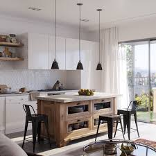 Kitchen Island Height by Design Amazing Scandinavian Kitchen Open Plan Black Low Hanging