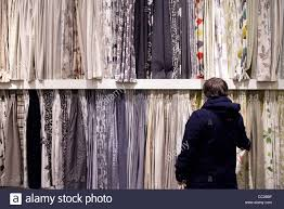 In Store Curtains A Shopping For Curtains Lewis Store Cambridge Uk