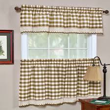 overstock kitchen window treatments caurora com just all about