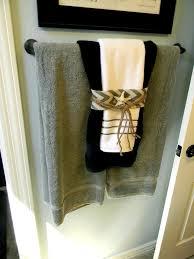 bathroom towels decoration ideas bathroom towel decorations fresh on with best 25 display ideas