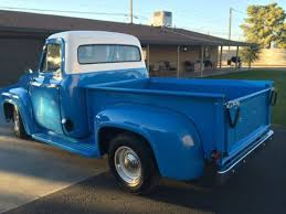 1956 f100 paint colors 1953 ford f100 pickup truck stepside
