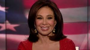 judge jeanine pirro hair judge pirro blasts hillary clinton with both barrels for being