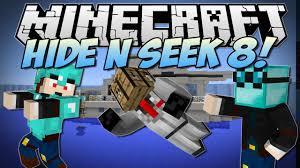 Dantdm Maps Minecraft Hide N Seek 8 Brand New Maps U0026 Blocks Minigame