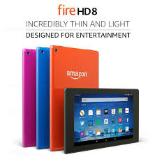 amazon 8 days to black friday previous generation fire hd 8