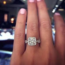 cushion engagement rings 3 carat cushion diamond ring cigkofteci club