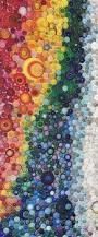 145 best images about art camp kids on pinterest crafts easy plastic bottle top beach art mural detail