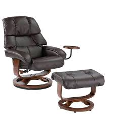 leather recliner ottoman lane rebel leather reclining chair