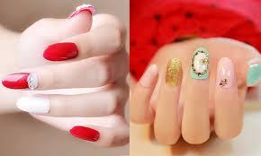 30 cute nail designs shapes u0026 ideas for 2016 crazyforus
