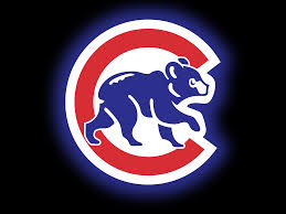 Cubs Flag Photos First Ever Chicago Cubs Mascot Unveiled