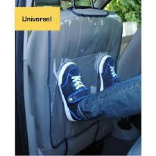 protege siege protège dossier siège avant voiture en pvc protection protège siège