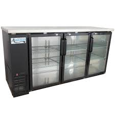 fridge freezer glass door avantco ubb 72g hc 72
