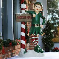 Buddy The North Pole Elf Statue 54 In Kirklands