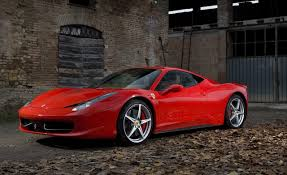 kereta ferrari ferrari 458 italia cast as autobot for transformers 3 car and