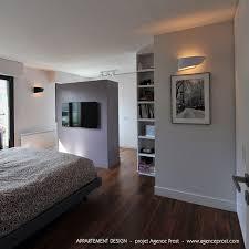 chambre suite parentale suite parentale chambre dressing et salle de bain moderne