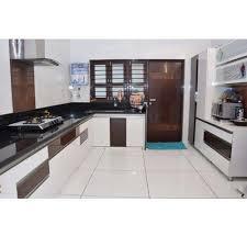 modular kitchen modern modular kitchen manufacturer from ahmedabad