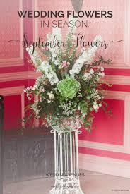 wedding flowers in september september wedding flowers wedding flowers in season chwv