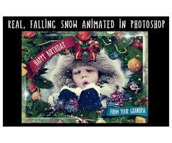 animated christmas card template gif editable greeting ecard