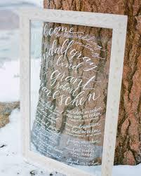Winter Wedding Programs 45 Perfect Wedding Ceremony Programs Martha Stewart Weddings